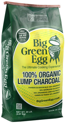 Big Green Egg 100% Natural Lump Charcoal - Dickson Barbeque Centre Canada
