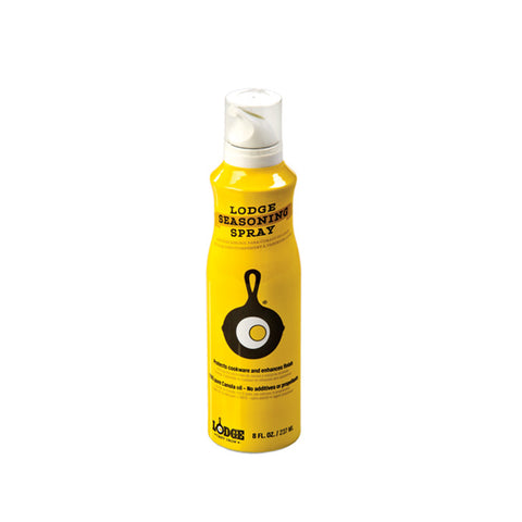 Lodge Seasoning Spray 8oz - Dickson Barbeque Centre Canada