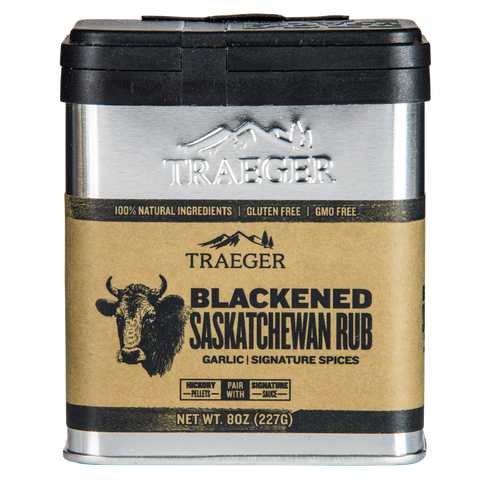 Traeger Blackened Saskatchewan Rub - Dickson Barbeque Centre Canada