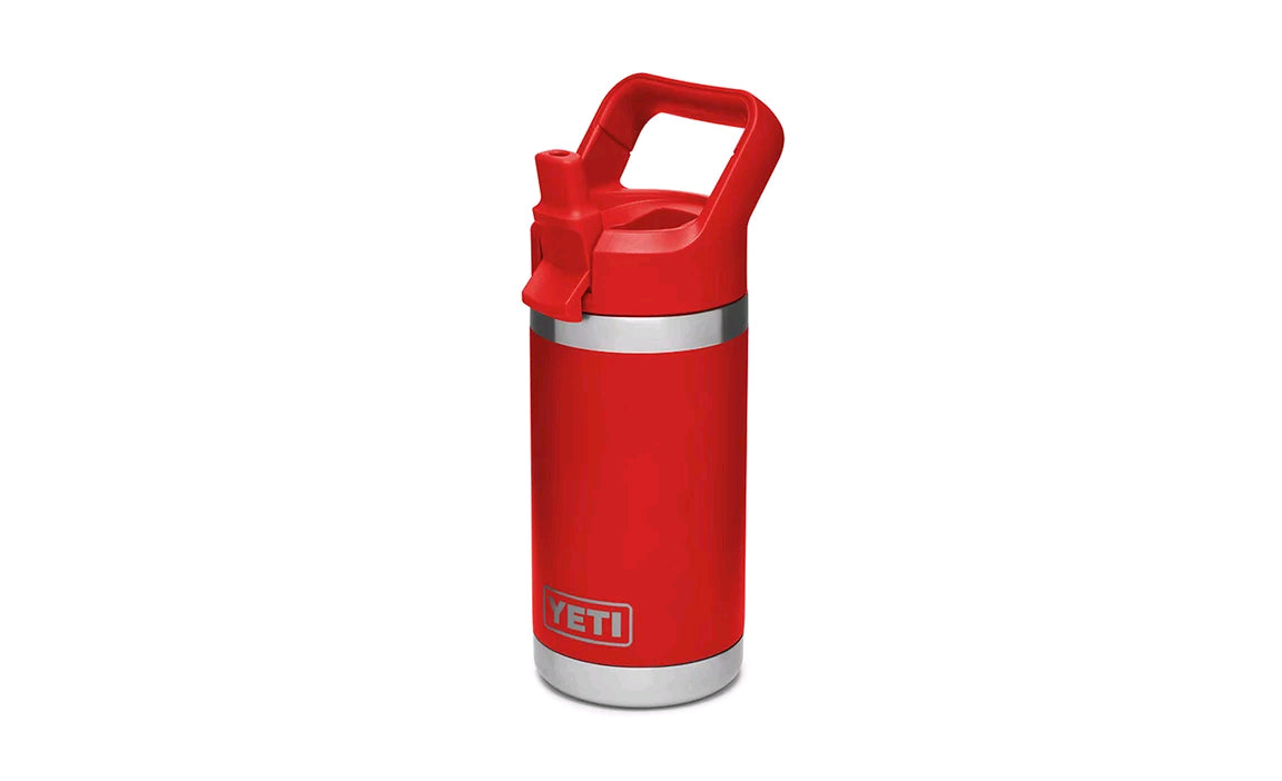 Yeti Rambler Jr 12 Oz Kids Bottle Canyon Red Dickson
