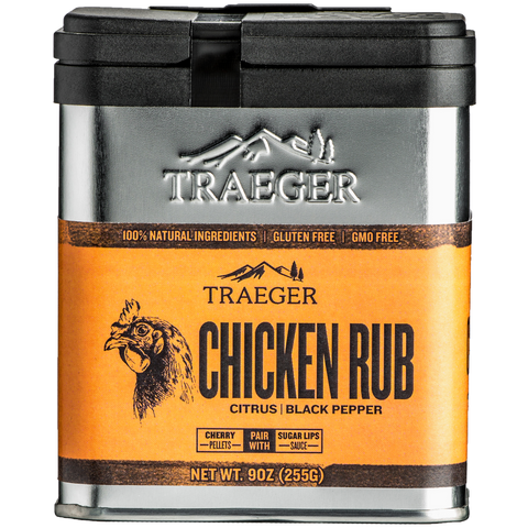 Traeger Chicken Rub - Dickson Barbeque Centre Canada