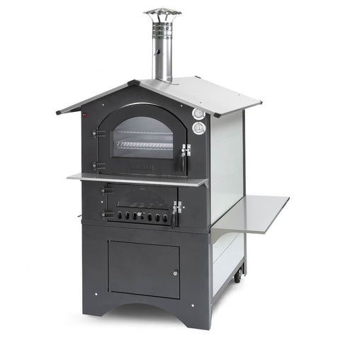 Gusto Dual Chamber Oven - 80x54