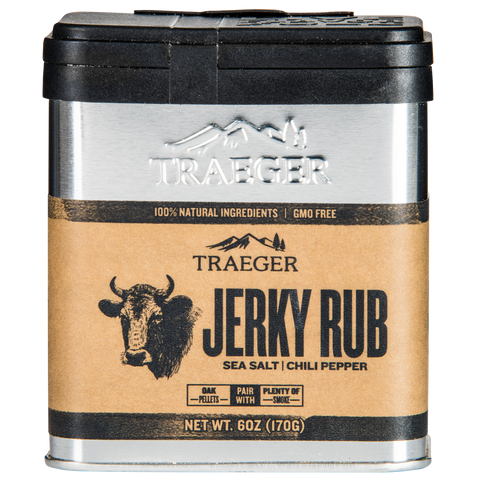 Traeger Jerky Rub - Dickson Barbeque Centre Canada