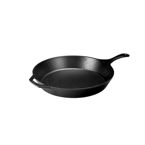 "Lodge 15"" Cast Iron Skillet - Dickson Barbeque Centre Canada"