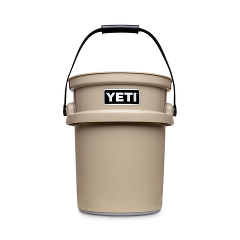 Yeti LoadOut 5-Gallon Bucket - Desert Tan - Dickson Barbeque Centre Canada