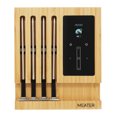 MEATER Block WiFi + Bluetooth Wireless 4-Probe Thermometer