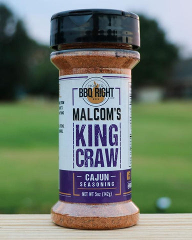 Malcom's King Craw Cajun Seasoning