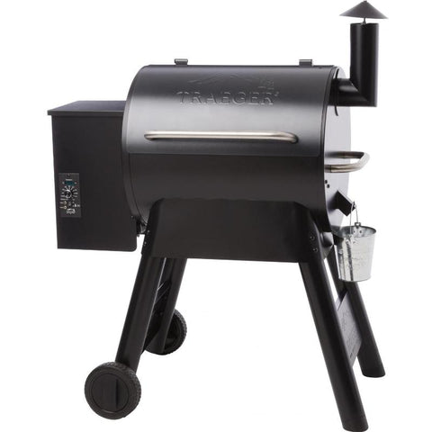 Traeger Pro Series 22 Grill - Dickson Barbeque Centre Canada