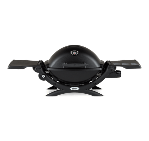 Weber Q 1200 Gas Grill-BLACK - Dickson Barbeque Centre Canada