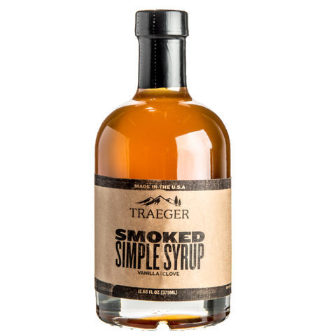 Traeger Smoked Simple Syrup - Dickson Barbeque Centre Canada