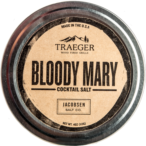 Traeger Bloody Mary Cocktail Salt - Dickson Barbeque Centre Canada