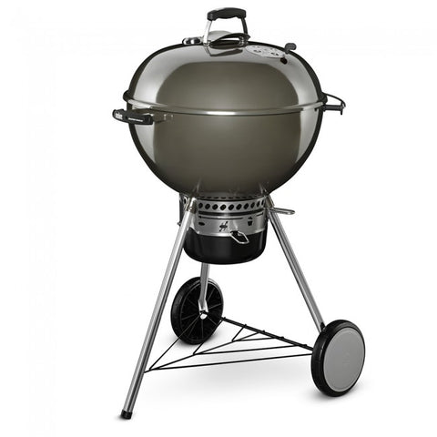 "Weber 22"" LTD. EDITION Master Touch Kettle-SMOKE - Dickson Barbeque Centre Canada"