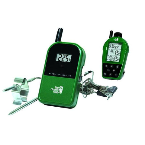 Big Green Egg Dual-Probe Wireless Thermometer - Dickson Barbeque Centre Canada