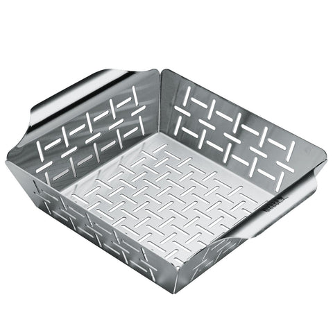 Weber Deluxe Small Grilling Basket - Dickson Barbeque Centre Canada