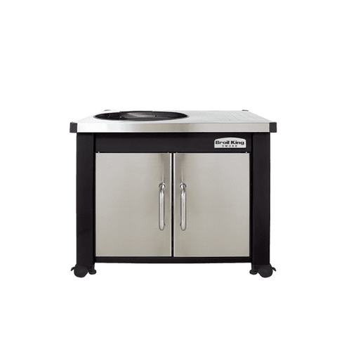 Broil King Keg Grilling Cabinet - Dickson Barbeque Centre Canada