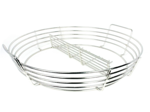 "Ring Of Fire with Divider for Weber 22"" Kettle"