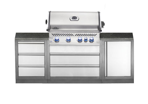 OASIS 100 Kitchen PRO500 Grill