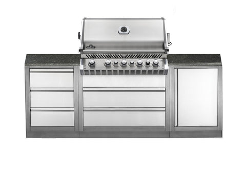 OASIS 100 Kitchen PRO665 Grill