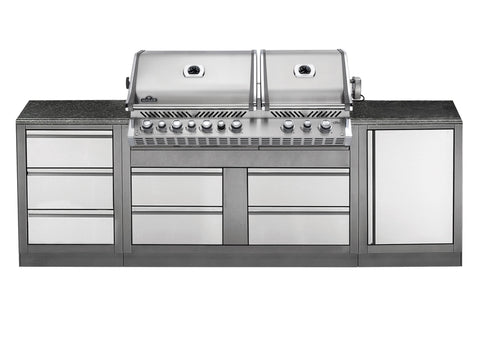OASIS 100 Kitchen PRO825 Grill
