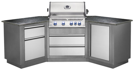 OASIS 200 Kitchen PRO500 Grill