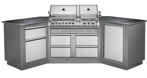 OASIS 200 Kitchen PRO825 Grill