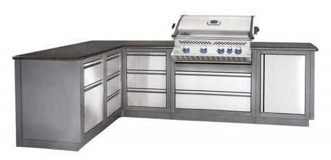 OASIS 300 Kitchen PRO500 Grill