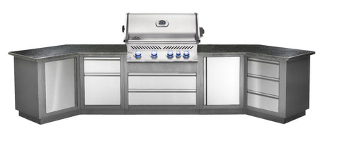 OASIS 400 Kitchen PRO500 Grill