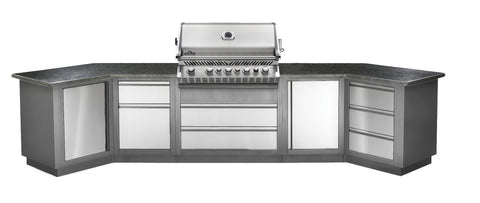 OASIS 400 Kitchen PRO665 Grill