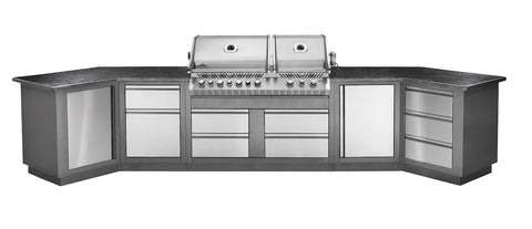 OASIS 400 Kitchen PRO825 Grill