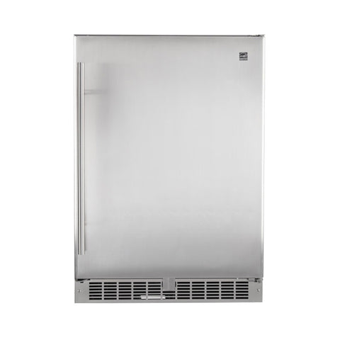 Napoleon Outdoor Rated Stainless Steel Fridge - Dickson Barbeque Centre Canada