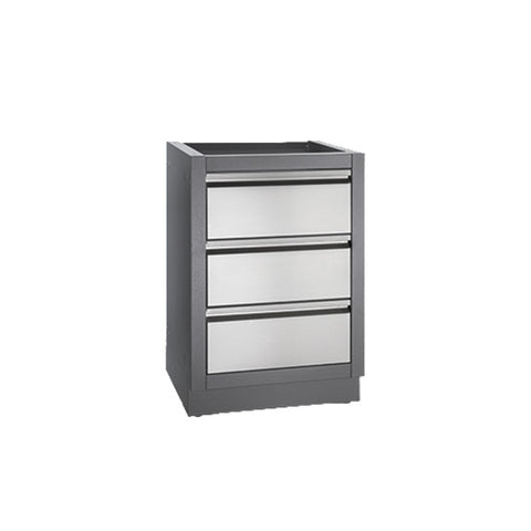 Napoleon OASIS Three Drawer Cabinet - Dickson Barbeque Centre Canada