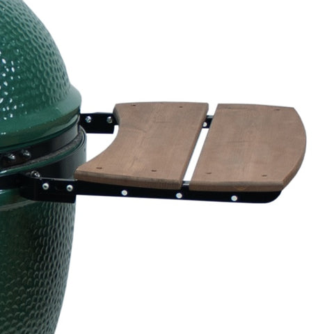 Big Green Egg EGG Mates-Wooden 2 Slat - Dickson Barbeque Centre Canada