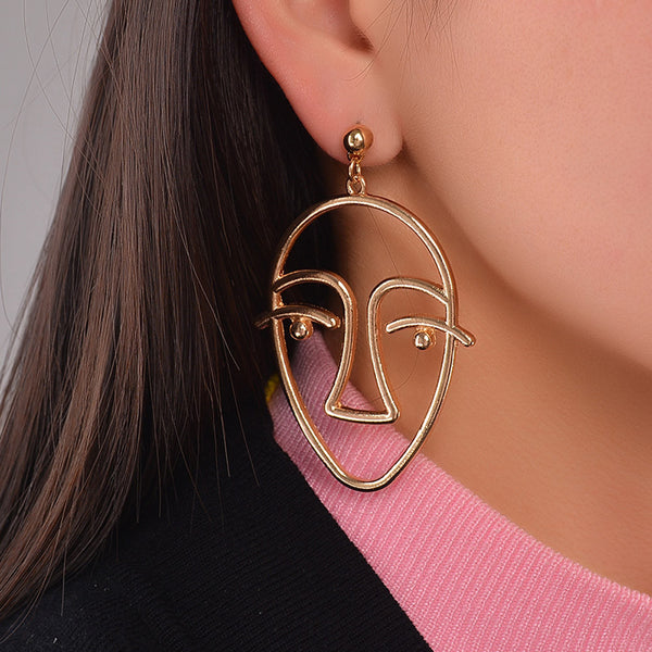 Women Charm Dangle Drop Earrings