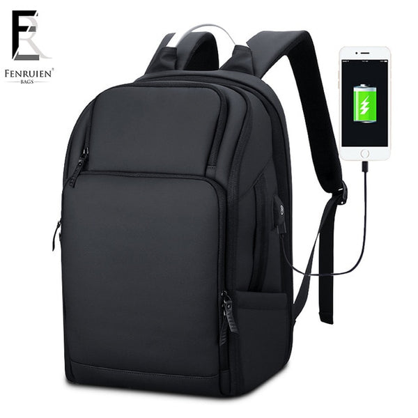 Men Multifunction High Capacity 17 inch Laptop Backpack