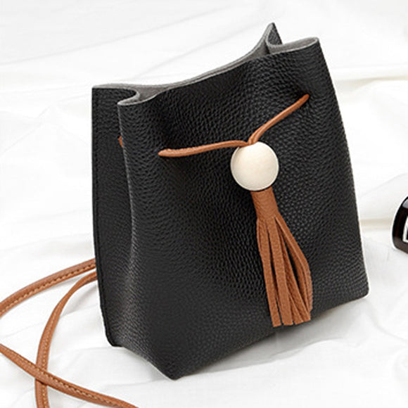Women Luxury Tassels shoulder bag