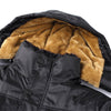 Fur Hood  Warm Snow Waterproof Down Jacket
