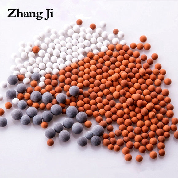 Water Purification Anion Shower Head Replacement Beads