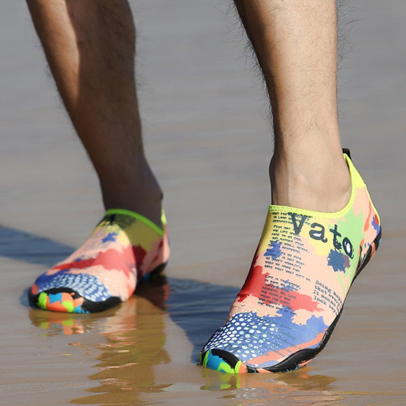 Couples Soft Breathable Summer Beach Water Shoes