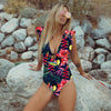 2019 Hot Sale Backless Monokini Swimwear