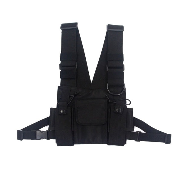 Men Tactical Chest Bag