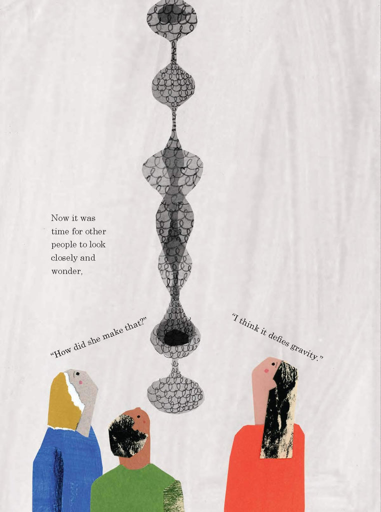 Life Made by Hand: The Story of Ruth Asawa