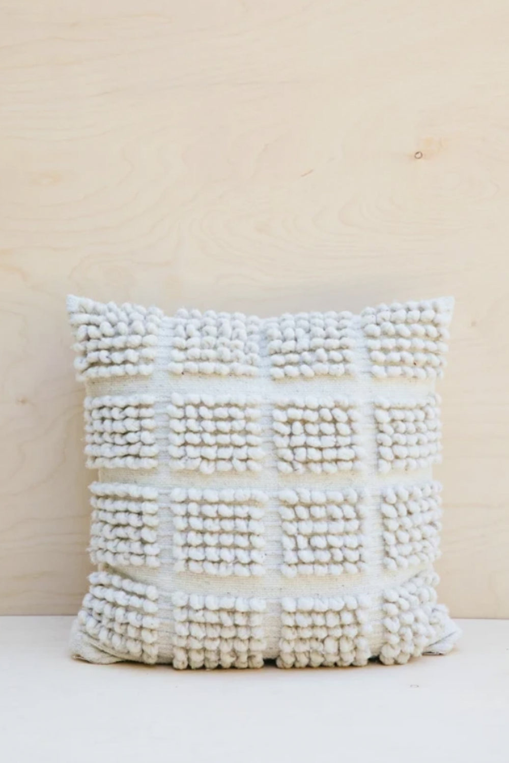 Aterra Pillow - Cream