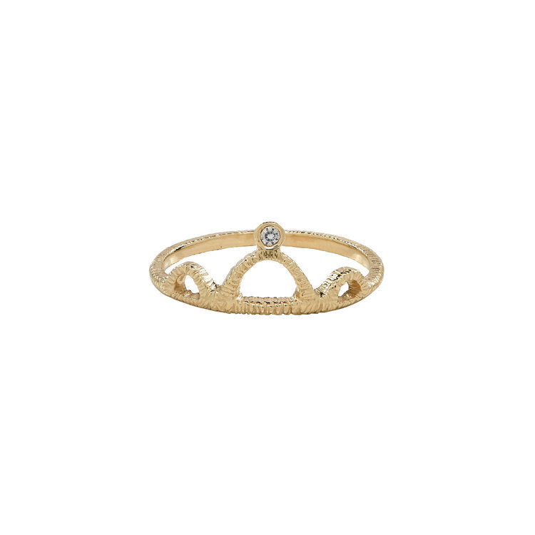 Crown Ring No. 03