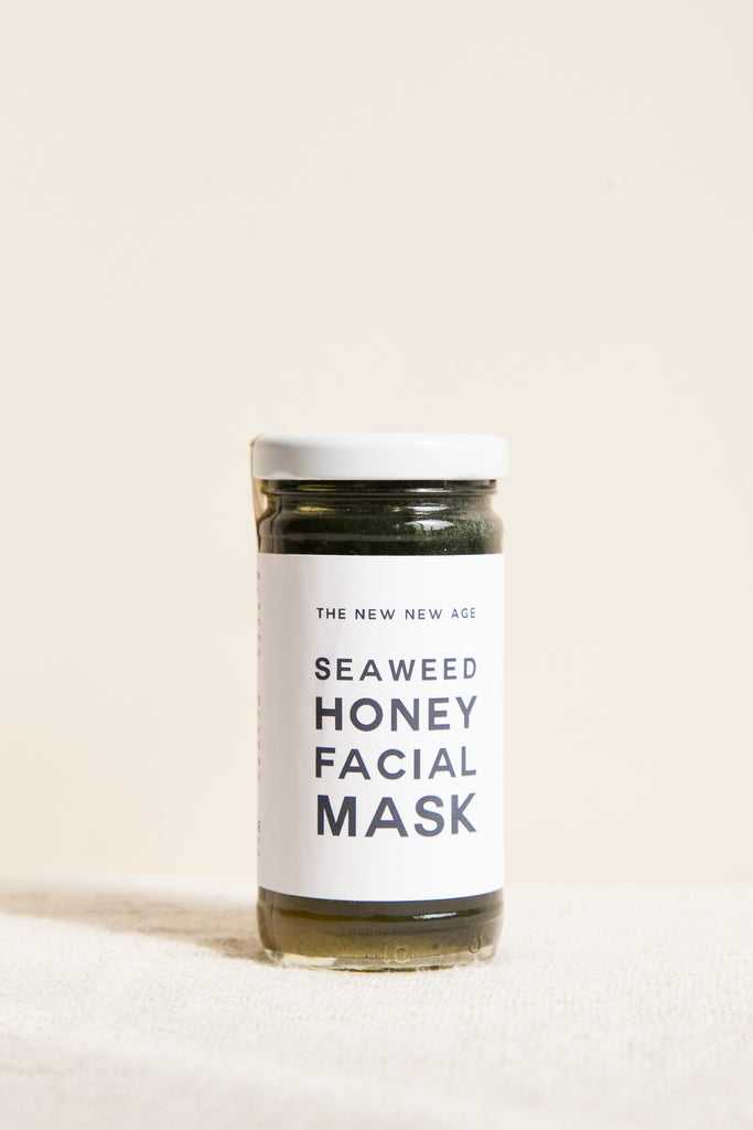Seaweed and Honey Facial Mask