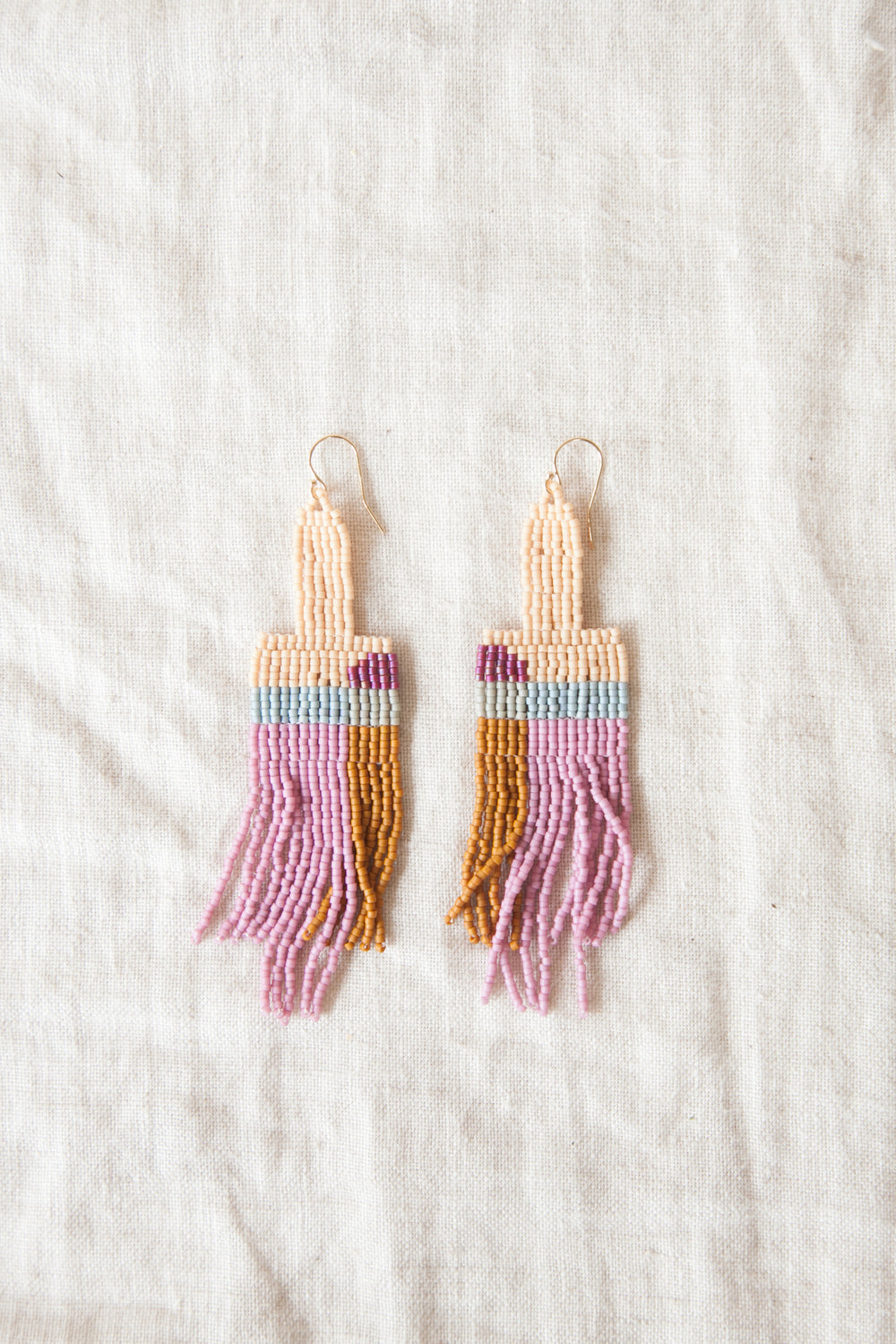 Sanpura Beaded Earrings