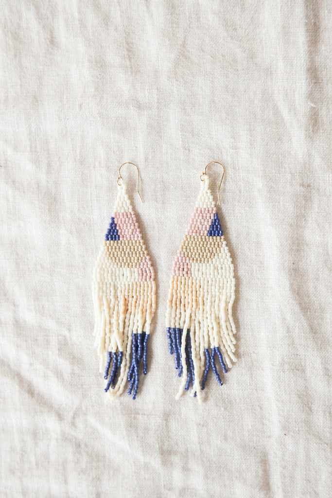 Issho Beaded Earrings