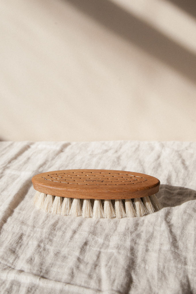 Oval Bath Brush