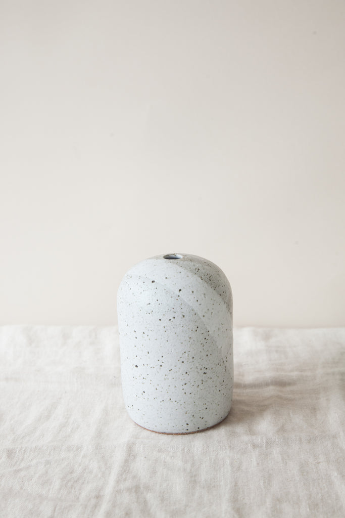 Speckled Bud Vase