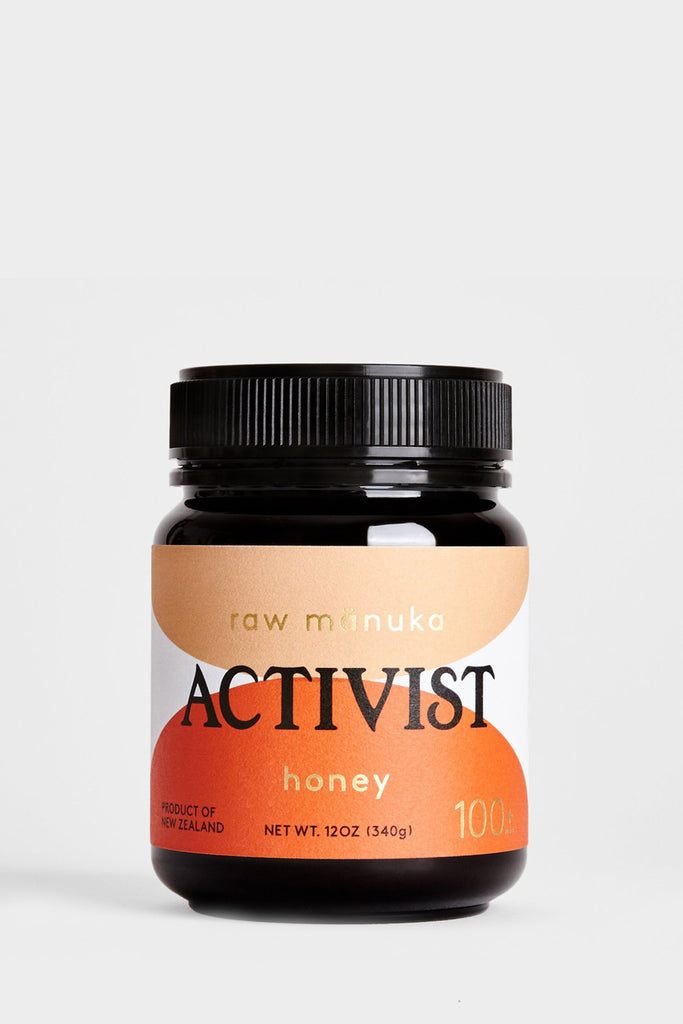 Raw Mānuka Honey