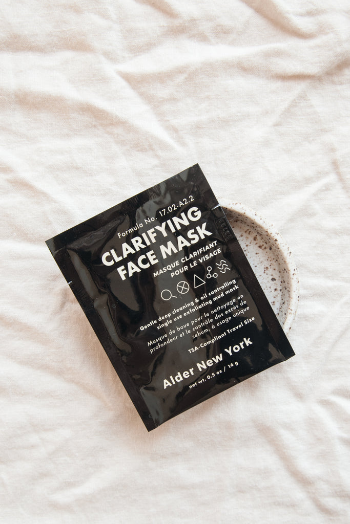 Clarifying Face Mask